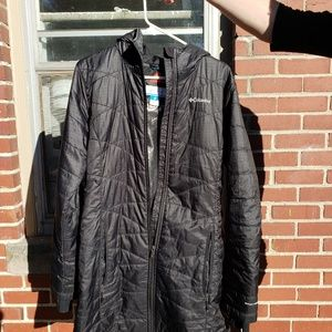 Columbia Mighty Lite Long puffer Jacket